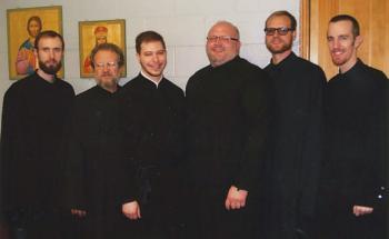 Antiochian Students Graduate from St. Tikhon's Seminary