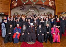St. Vladimir's Seminary 2011 Graduation