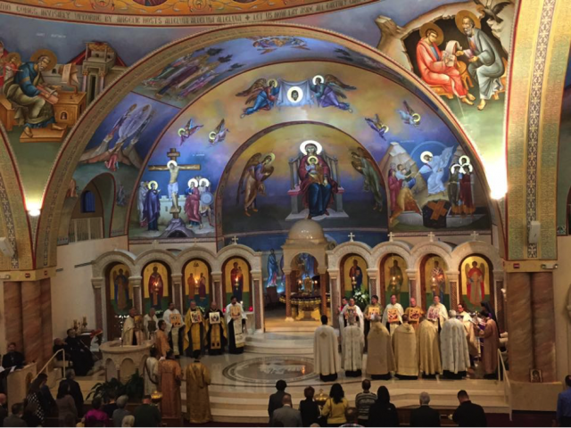 Sunday of Orthodoxy Vespers