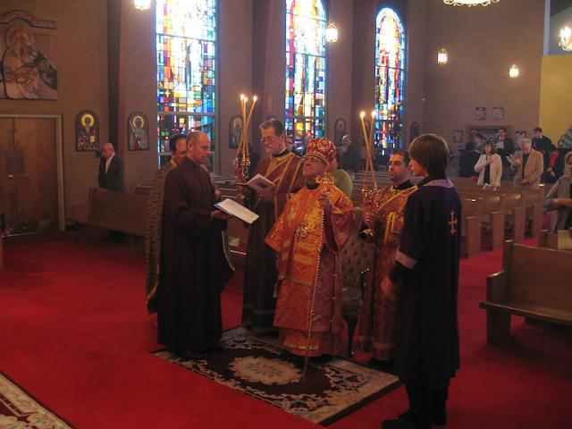 Sunday of Orthodoxy 2011 + St. Mary Church, Johnstown, PA