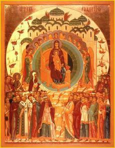 Synaxis of the Theotokos