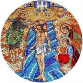 Theophany Mosaic