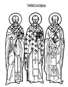 Three Holy Hierarchs