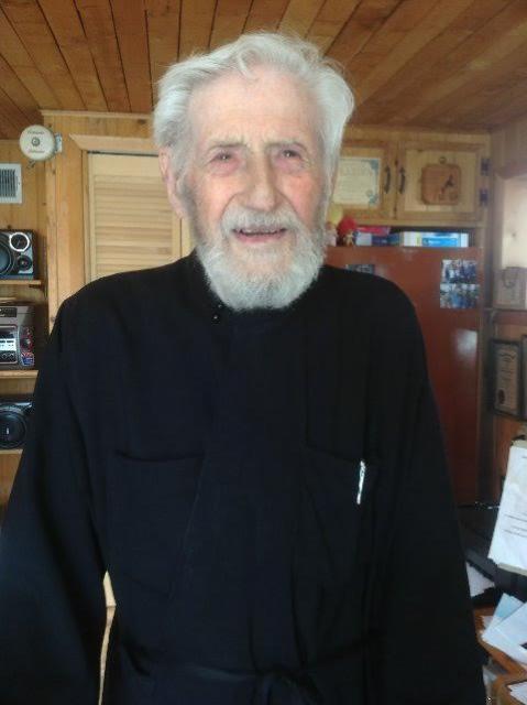 Memory Eternal, Archdeacon Basil Rives + September 6, 2015