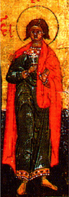 St. Theophylactus, Bishop of Nicomedia