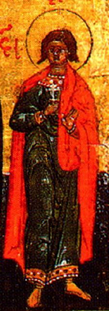 St. Theophylactus, Bishop of Nicomedia