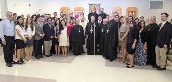 Works of the Order in Action: Working Together - Teen SOYO and the Order of St. Ignatius